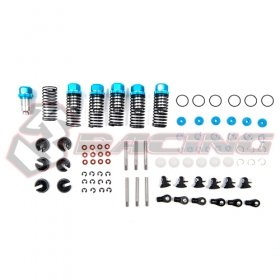 Tamiya GT-06 Aluminum Oil Damper Set - 66mm - 3RACING G6-1