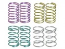 Tamiya TT-01 Type-E Optio Spring Set For #TT01-14/LB/V2 - 3Racing TT01-14/V2/OP