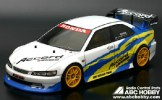 ABC Hobby 66020 - 1/10 Honda Accord Sedan Body