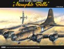 Academy 12495 - 1/72 B-17F Flying Fortress Memphis Belle (AC 2188)