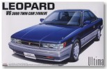 Aoshima #AO-04344 - 1/24 The Best Car GT No.91 F31 Leopard Early Type 1986 (Model Car)