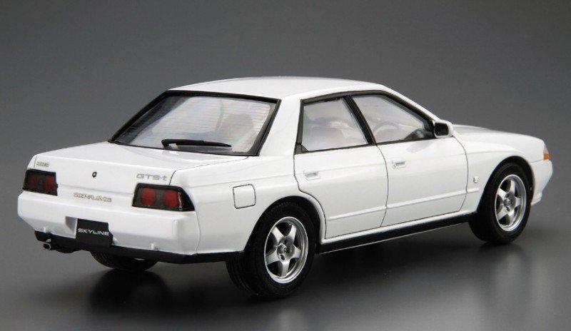 Aoshima 1//24 Nissan Skyline GTS-T Type M 05307