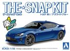 Aoshima 05598 - 1/32 Toyota 86 (Azrite Blue) The Snap Kit No.03-D