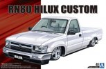 Aoshima 05450 - 1/24 RN80 Hilux Custom 1995 Toyota The Tuned Car No.41