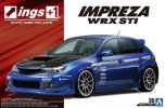 Aoshima 05423 - 1/24 Ings GRB Impreza WRX STI 2007 Subaru The Tuned Car No.35