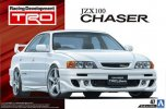 Aoshima 05525 - 1/24 Toyota TRD JZX100 Chaser 1998 The Tuned Car No.47