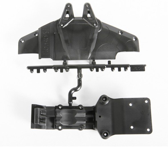 Axial AX31048 - Yeti XL Front Clip and Skid Plate