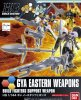 Bandai 207606 - HGBC 1/144 Gya Eastern Weapons Build Fighters Support Weapon 026
