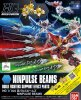 Bandai 219544 - 1/144 HGBC 029 Ninpulse Beams Build Fighter Support Effect Parts