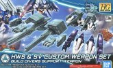 Bandai 5055713 - HGBC 1/144 HWS & SV Custom Weapon SET
