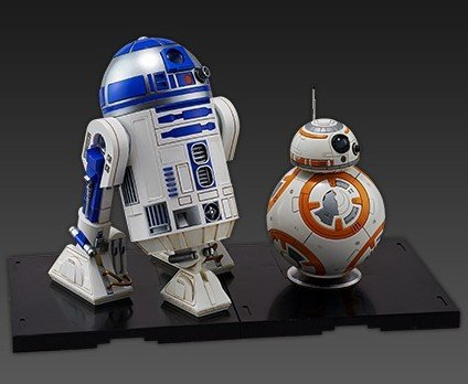 Image result for r2-d2 bb-8 bandai