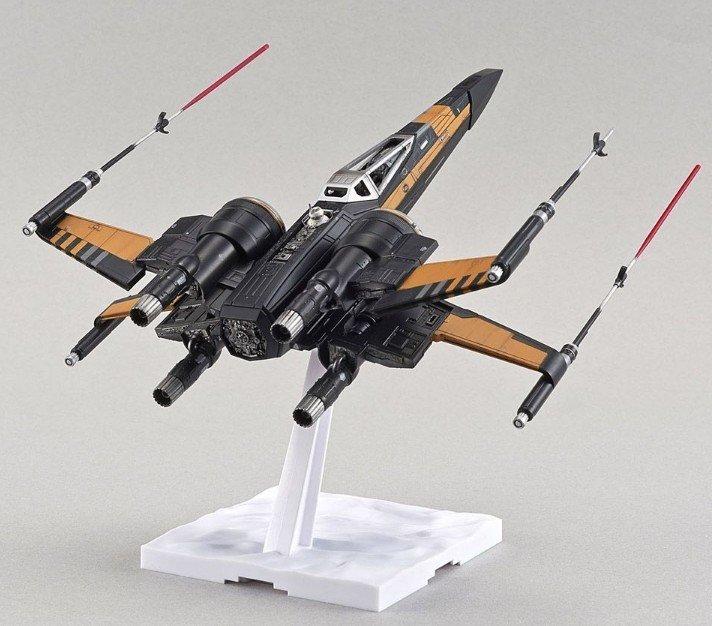 Poe S X Wing In Midi Scale: 1/72 Poe's X-Wing Fighter Star Wars
