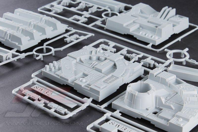 Badnai 53671 - Death Star Base Kit