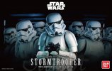 Bandai 194379 - 1/12 Storm Trooper (Star Wars)