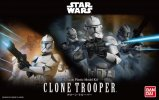 Bandai 207574 - 1/12 Clone Trooper Star Wars