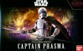 Bandai 219776 - 1/12 Captain Phasma (The Last Jedi)