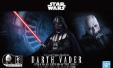 Bandai 5055589 - 1/12 Darth Vader (Star Wars: Return of the Jedi)