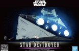 Bandai 5057625 - 1/5000 Star Destroyer (Lighting Model) Include LED Unit 12-Light First Production Limited