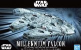 Bandai 5058195 - 1/144 Millennium Falcon (Star Wars : The Rise of Skywalker)