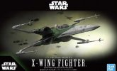 Bandai 5058313 - 1/72 X-Wing Fighter (Star Wars: The Rise of Skywalker)