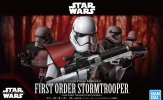 Bandai 5058882 - 1/12 First Order Stormtrooper Star WARS: The Rise of Skywalker