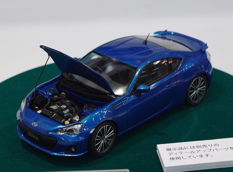 Item Name Aoshima 1 24 Subaru Brz 2017