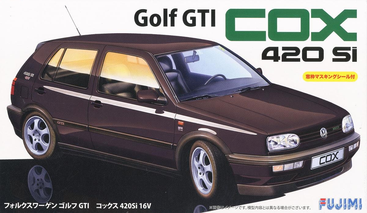 fujimi rs   model car kit vw volkswagen golf mk gti vr  sisi  ebay