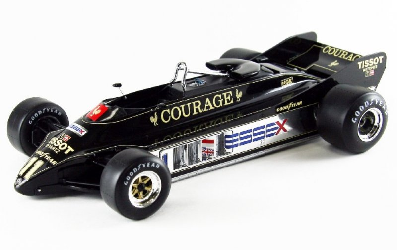 Ebbro 20010 - 1/20 Team Lotus Type 88B 1981