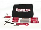 EDS 290913 - COMBO TOOL SET FOR NITRO CARS WITH TOOL BAG - 13 PCS.