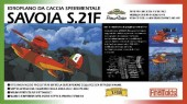 Fine Molds 1/48 -  SAVOIA S.21F Late Type