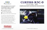Fine Molds 1/72 - CURTISS R3C- 0 Seaplane