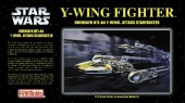 Fine Molds 1/72 SW-8 Star Wars Y-Wing (Model Kits)