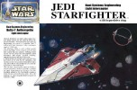 Fine Molds  1/72 SW-3 JEDI Star fighter (Model Kits)