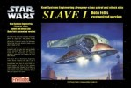 Fine Molds 1/72 SW-7 Star Wars Slave I Boba Fett s Customs (Model Kits)