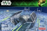 Fine Molds 1/72 Star Wars SW-16 Darth Vader S Tie Fighter