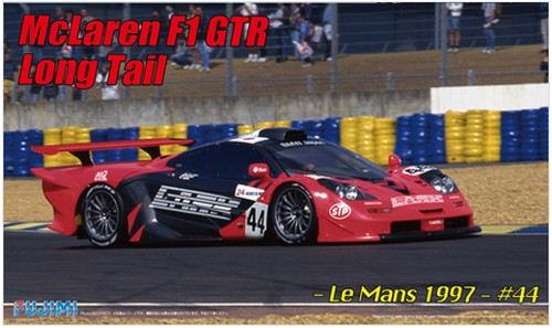 Fujimi 12579 - 1/24 RS-91 McLaren F1 GTR Long Tail - Le Mans 1997 No.44