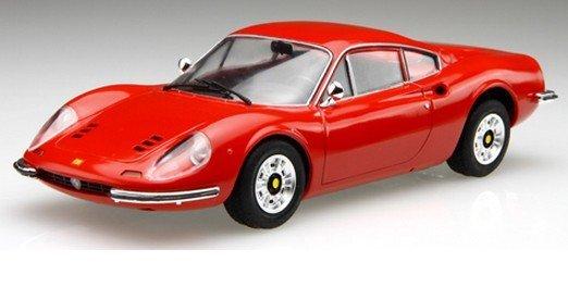 Fujimi CW5 Circuit Wolf Ferrari Dino 246GT Okita 1//24 scale kit