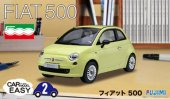 Fujimi 07701 - 1/24 Car Model Easy ES-2 Fiat 500 077017