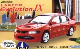 Fujimi 07703 - 1/24 Car Model Easy ES-4 Mitsubishi Lancer Evolution IX