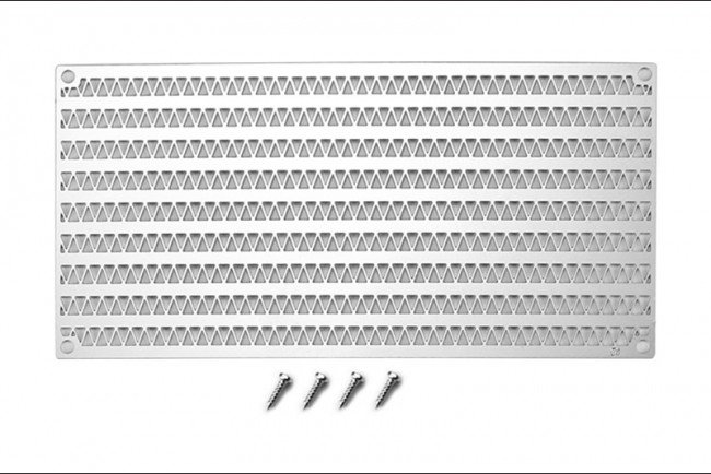 AXIAL Racing SCX10 III JEEP WRANGLER stainless Steel Front Grill - 5 Pc set - GPM SCX3ZSP6