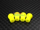 Kyosho Mini-Z Overland Nylon Ball Ends For MOL1332  - 2prs - GPM MOL1332/BE
