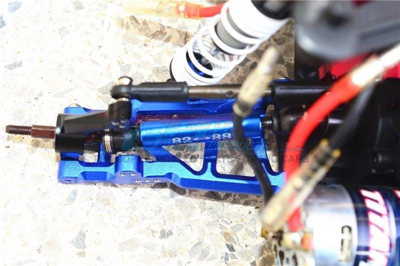 TRAXXAS SLASH PRO 2WD SHORT COURSE Aluminum Rear Lower Suspension Arms -  8pc set - GPM SLA2W056