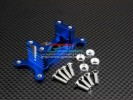 TRAXXAS Tmaxx 3.3 /Tmaxx 1.1 Alloy Engine Mount With Heat Sink & Collars & Screws - 1pc set - GPM TMX1080