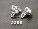 HPI X Mods Series Alloy Front Knuckle Arm With Screws - GPM XM021