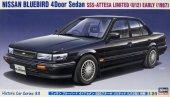 Hasegawa 21133 - 1/24 Nissan Bluebird 4-Door Sedan SSS-ATTESA Limited (U12) Early 1987