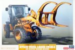 Hasegawa 66105 - 1/35 Hitachi Construction Machinery Wheel Loader Z