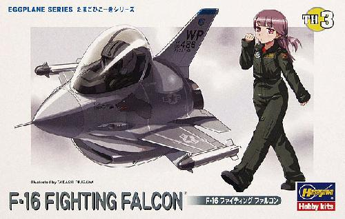 Hasegawa 60103 - TH-3 F-16 Fighting Falcon Egg Plane