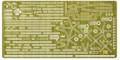 Hasegawa 72153 - 1/700 QG53 DDH Isumo Detail Up Etching Parts