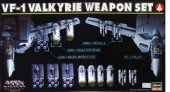 Hasegawa 65706 - 1/72 Macross Mo.6 VF-1 Valkyrie Weapons Set