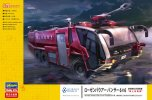 Hasegawa 52235 - 1/72 SP435 Rosenbauer Panther 6x6 Airport Crash Tender J.M.S.D.F. SP435